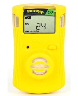 Gas Clip SGC-C Two Year Single Gas Detector for Carbon Monoxide-
