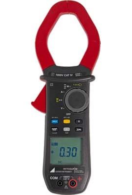 Gossen Metrawatt METRACLIP 88 Digital Clip-on Multimeter with Phase  Sequence, 1000V CAT IV