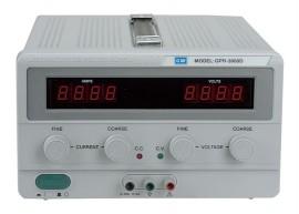 Gw Instek Gpr 3060d Linear Dc Power Supply 30v 6a
