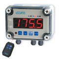 Levelpro TVL-ITC550-1829 Liquid Level Display Controller, 4-20mA +1 Relay Output-