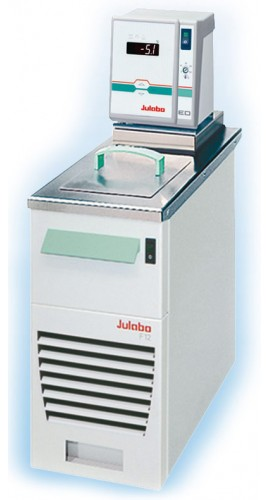 Julabo F12-ED Refrigerated and Heating Circulator w/ -20 to 100 ° C-