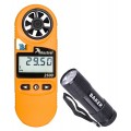 Kestrel 2500 Weather Meter Kit - Includes the B2000 LED Flashlight for FREE -