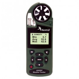 Kestrel 4000 Pocket Weather Tracker NV Olive-