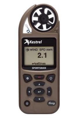 Kestrel 5700 Sportsman Weather Meter with Applied Ballistics