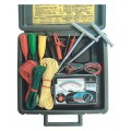 Kyoritsu 4102A-H Analogue Ground Resistance Tester, 1200Ω-
