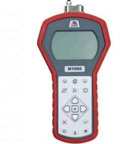 Meriam M1000 Digital Calibrator, -5 to 5 psi-