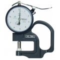 "Mitutoyo 7326S Dial Thickness Gage, 0-0.05"", Flat Ceramic Anvil-"