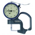 "Mitutoyo 7361S Pipe Standard Thickness Gauge, 0 to 0.4""-"