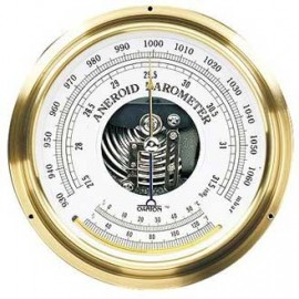 OAKTON WD-03316-70 Aneroid Barometer, 27 5 to 31 6 inHg