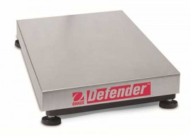 OHAUS D60HR Defender H Bench Scale Base, 150 lbs-