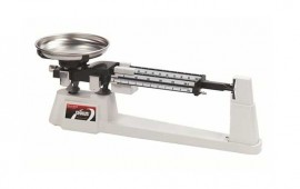 Ohaus 710-T0 Triple Beam Mechanical Balance with Removable Pan, 610 g-