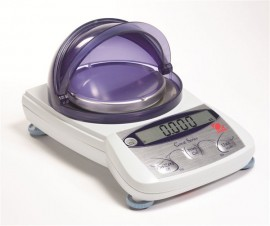 OHAUS TAJ203 TAJ Carat Series Portable Electronic Jewelry Balance, 200 ct-