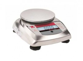 Ohaus V31XH202 Valor 3000 Xtreme Portable Scale, 7.05 oz-