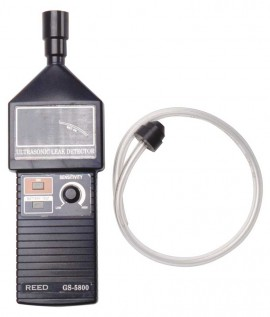 REED GS-5800 Ultrasonic Leak Detector-