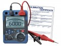 REED R5002-NIST Digital High Voltage Insulation Tester,  -
