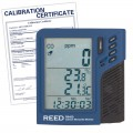 REED R9450-NIST Carbon Monoxide Monitor with Temperature and Humidity,    -