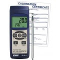 REED SD-4214-NIST SD Series Hot Wire Thermo-Anemometer, Datalogger, with Temperature,  -