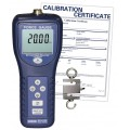 REED SD-6100-NIST SD Series Force Gauge Datalogger, 220lbs (100kg),  -