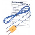 REED TP-01-NIST Beaded Thermocouple Wire Probe, Type K, -40 to 482°F (-40 to 250°C),  -