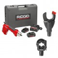 Rental - RIDGID RE-6 Electrical Tool Kit with Cutter & Crimp Head-
