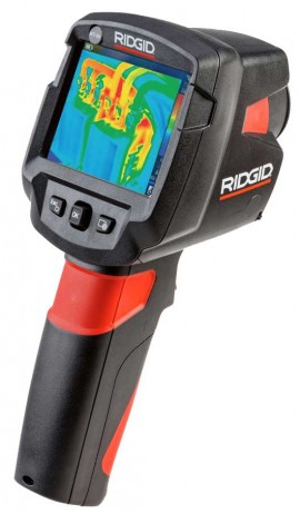 RIDGID RT-3 Thermal Imager, 160x120, <120 mK-