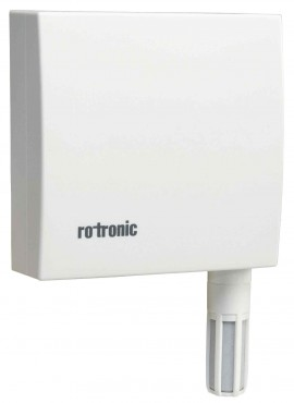 Rotronic CF132-SB1XxR CF1 Series Measurement Transmitter for CO2, Humidity  and Temperature, Current Output, With Display