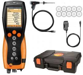 Testo 330-2G LX Kit #2 Combustion Analyzer with NO<sub>x