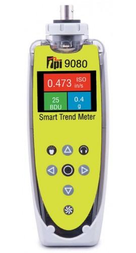 TPI 9080 Vibration Analyzer, 2Hz to 1kHz (ISO), 1 to 10kHz (BOU)