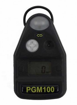 TPI PGM100 Personal Carbon Monoxide Monitor, 0 to 999ppm-