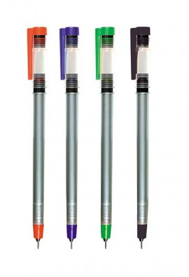 Traceable 3043 Scientific Technical Pens, 0.2 mm, 6-Pack-