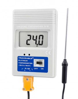 Traceable 4230 -100 Platinum Freezer Thermometer-