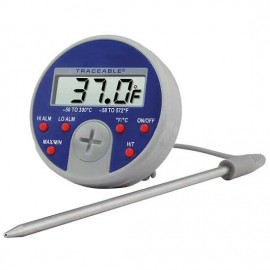 Traceable 98767-38 Deluxe Remote Probe Thermometer Ultra with calibration, -58 to 572°F-