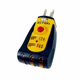 uei ectgfi ground fault indicator tester trailer light tester wiring diagram