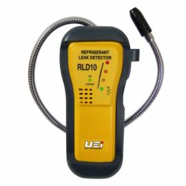 UEI TEST INSTRUMENTS RLD10 Leak Detector,Refrigerant,9V