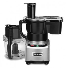 Waring WFP16SCD Bowl Cutter Mixer and Food Processor Combo, 4 qt capacity-