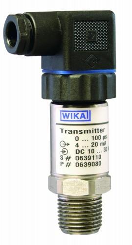 1//4 MNPT Pressure Transmitter 0 to 7500 psi 4 to 20mA DC Output