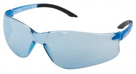 Zenith SET318 Z2400 Series Safety Glasses, Blue Lens-