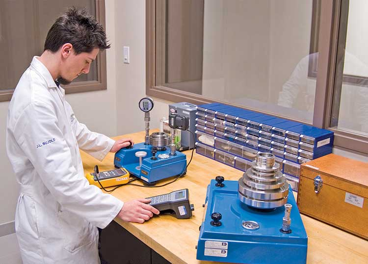 Qualified Calibrations ISO Certification and Repairs